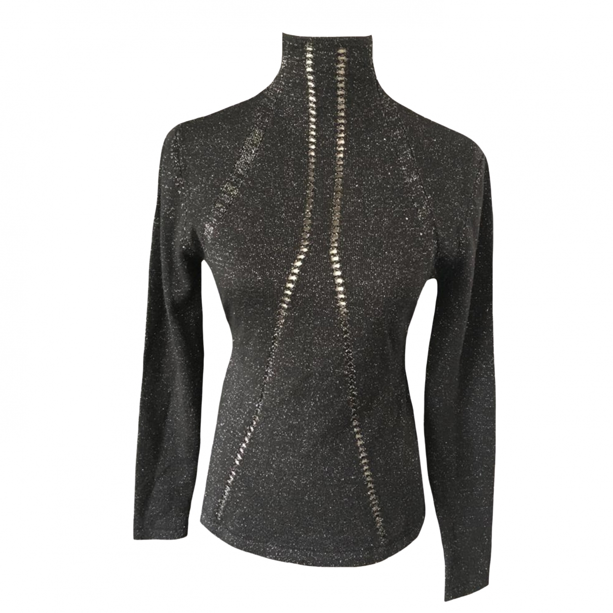 Gianfranco Ferré \N Black Wool  top for Women M International