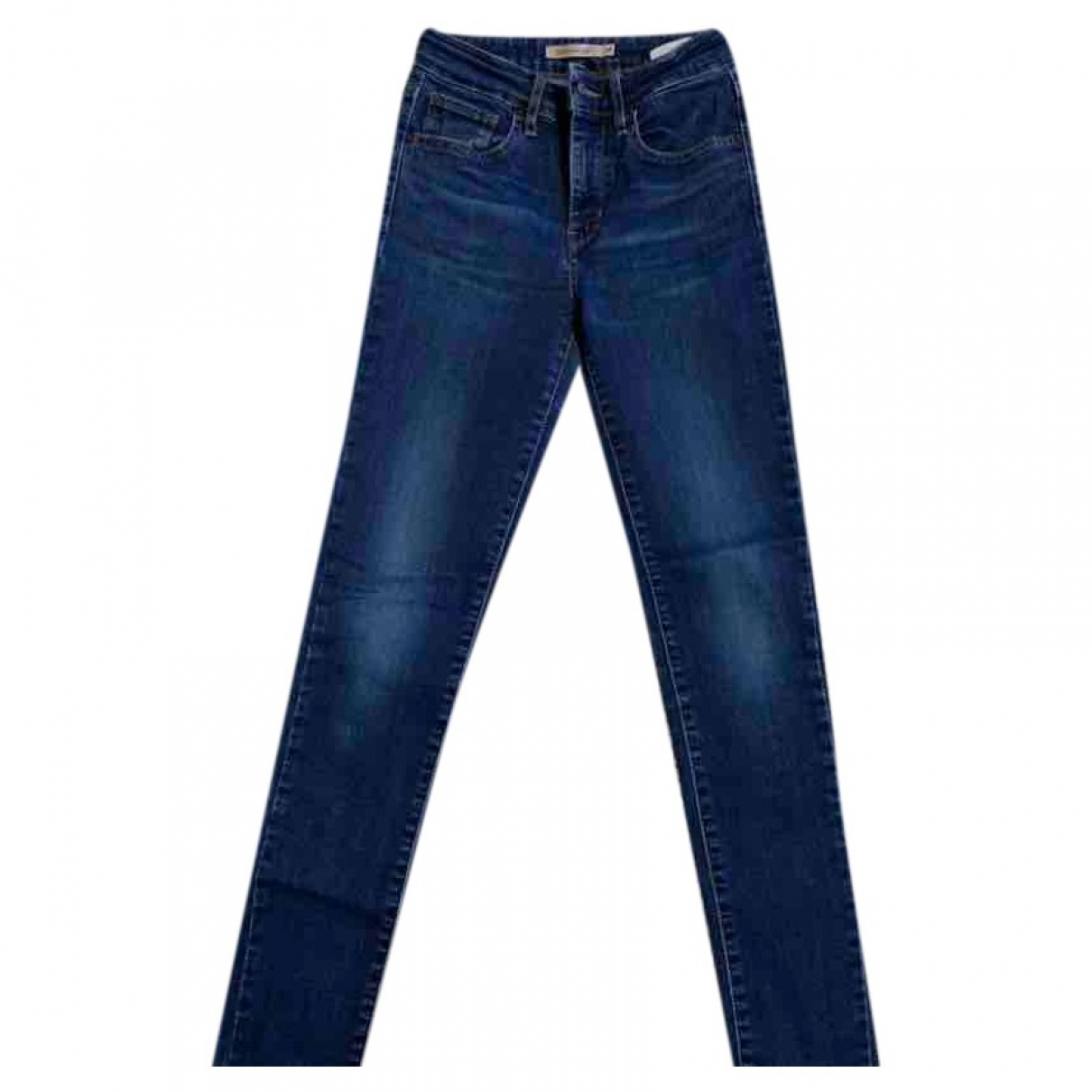 Levi's \N Cotton Trousers for Women 34 FR