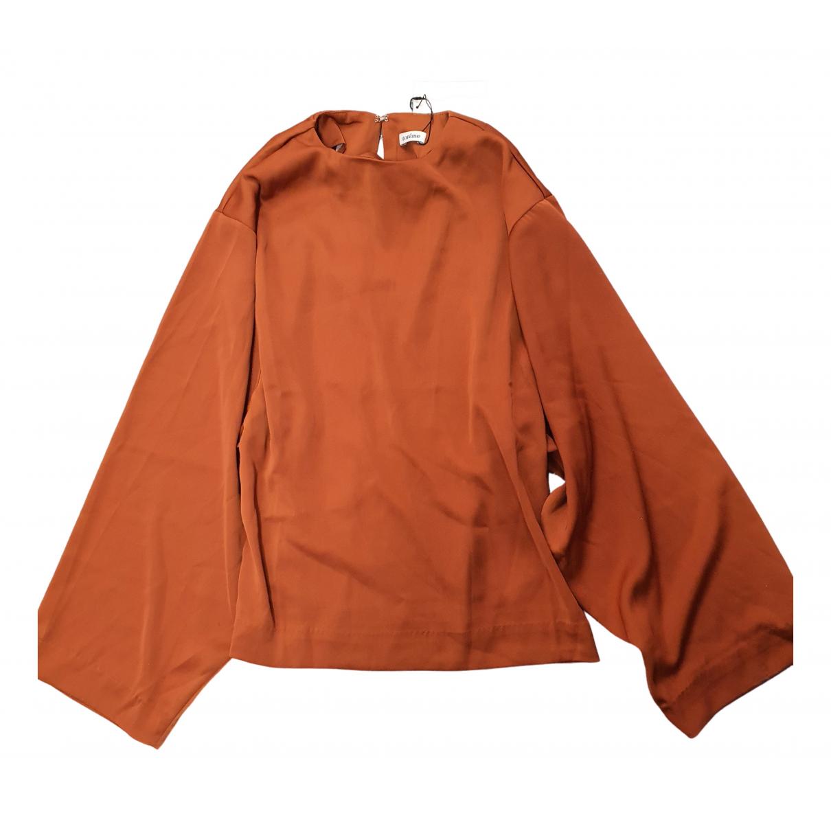 Toteme - Top   pour femme - orange