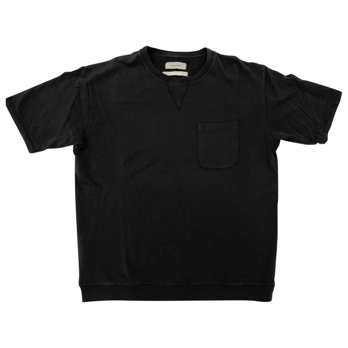 Mauro Grifoni \N Anthracite Cotton Knitwear & Sweatshirts for Men M International
