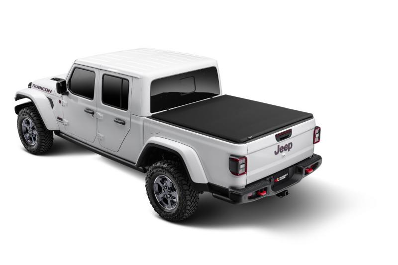 Rugged Ridge 13550.21 Armis Soft Folding Bed Cover Jeep Gladiator 2020