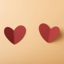 Pendientes con corazon