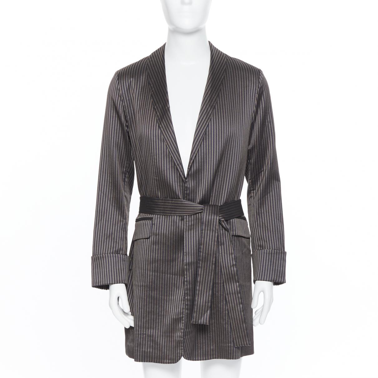 La Perla \N Pullover.Westen.Sweatshirts  in  Metallic Polyester