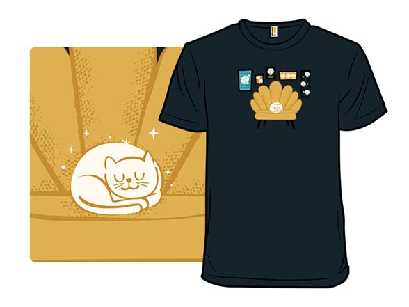 Shell And Purrrl T Shirt