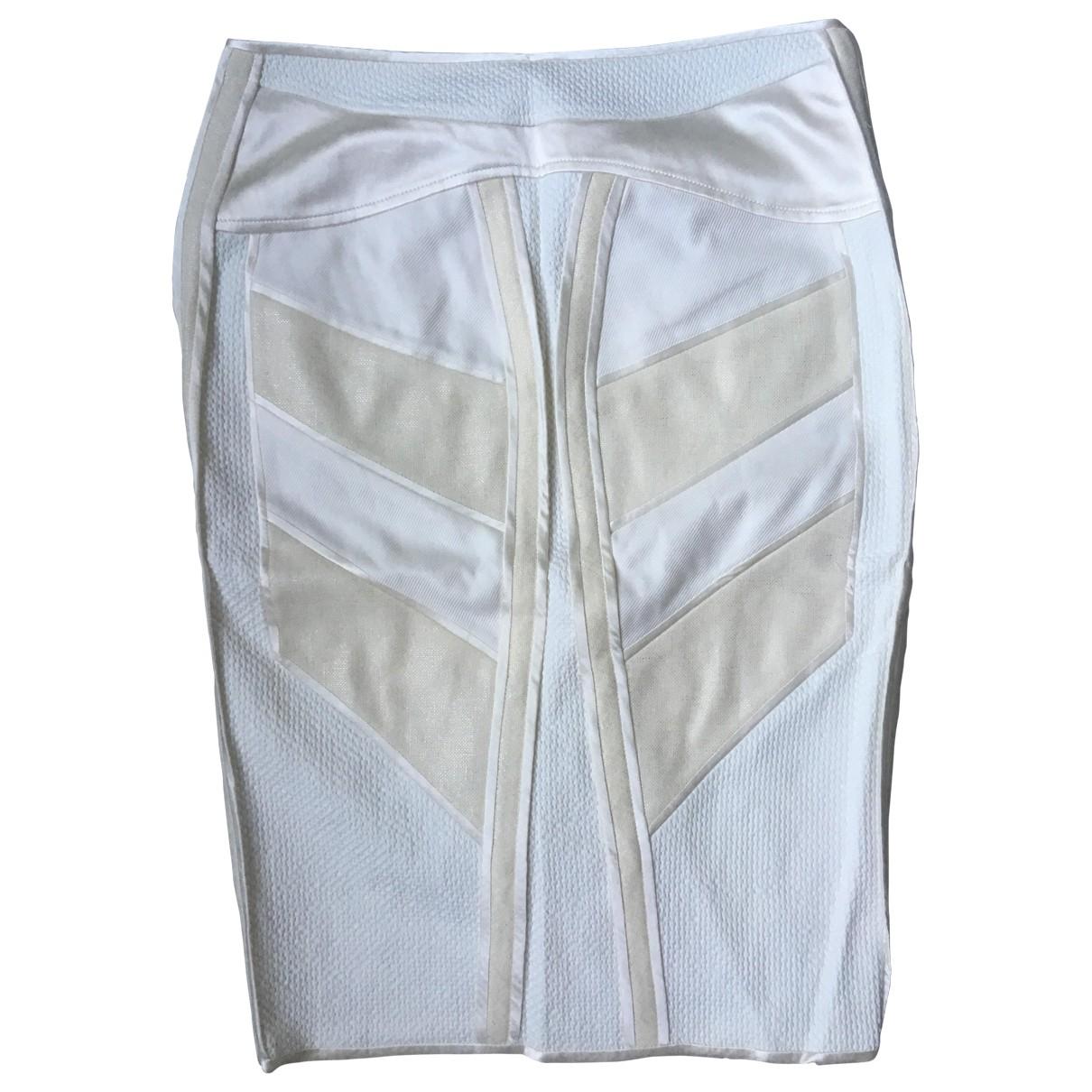 Zac Posen - Jupe   pour femme en coton - beige