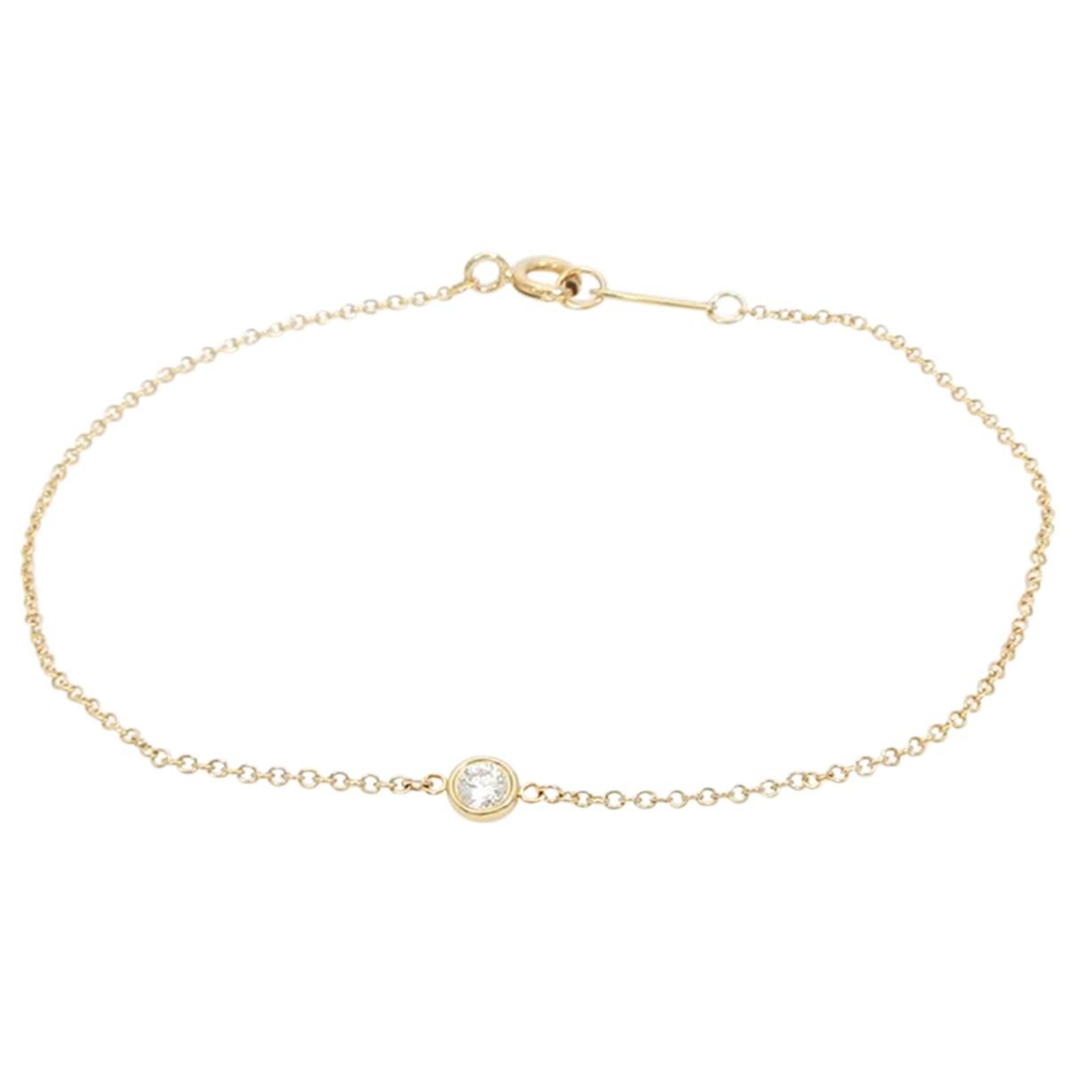 Pulsera de Oro amarillo Tiffany & Co
