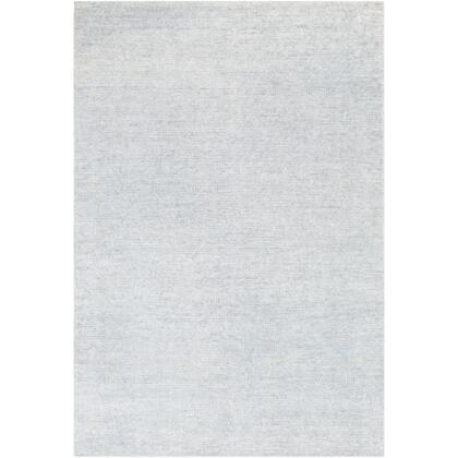 Calm CAM-2305 4' x 6' Rectangle Modern Rug in Pale