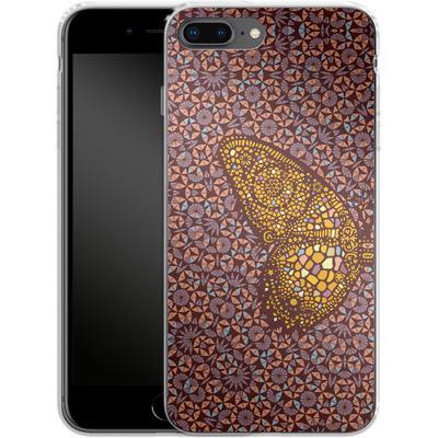 Apple iPhone 7 Plus Silikon Handyhuelle - Metamorphosis von Daniel Martin Diaz