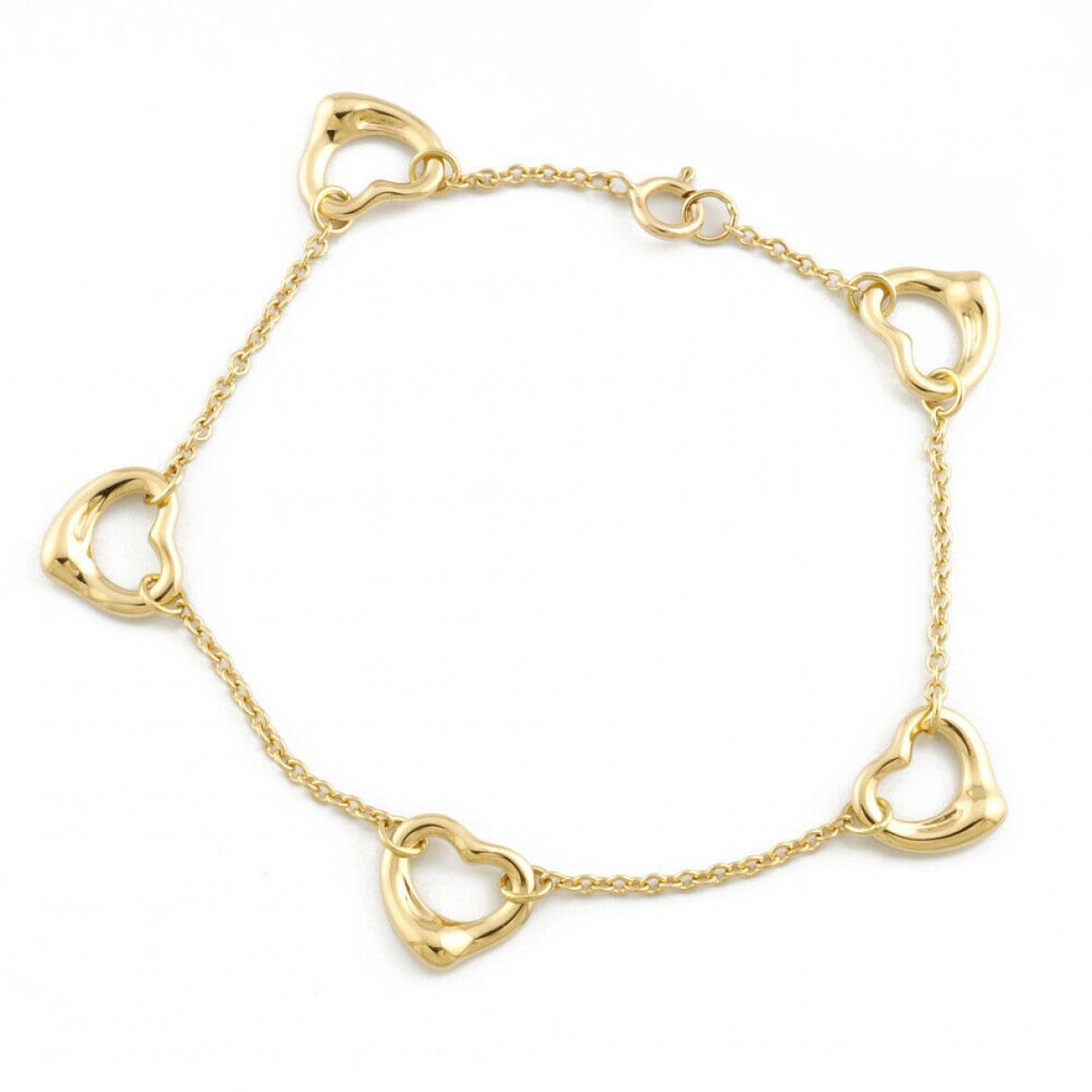 Tiffany & Co - Bracelet   pour femme en autre