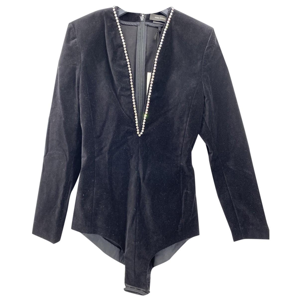Isabel Marant N Black Cotton  top for Women 36 FR