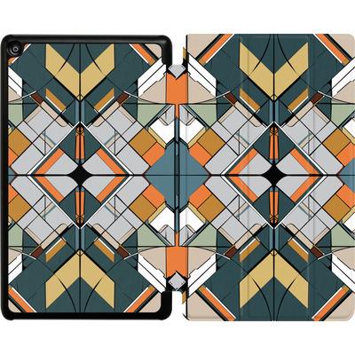 Amazon Fire HD 8 (2018) Tablet Smart Case - Mosaic I von caseable Designs