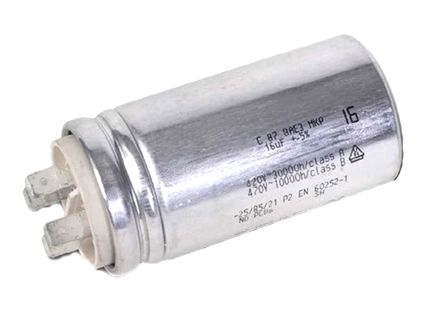 KEMET 29μF Polypropylene Capacitor PP 450V ac ±5% Tolerance C87 Series