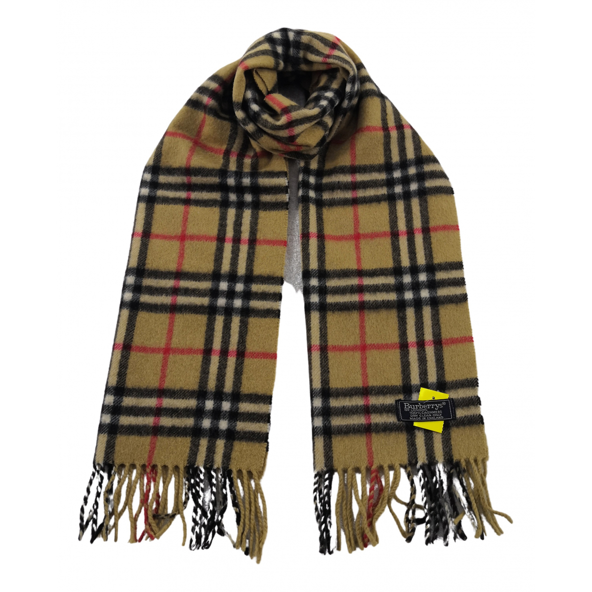 Burberry N Multicolour Cashmere scarf for Women N