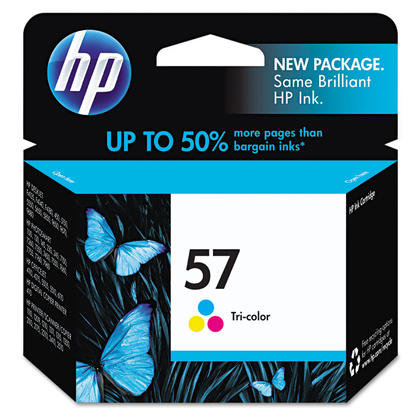 HP 57 C6657AN Original Tri-color Ink Cartridge