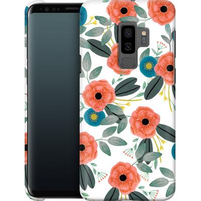 Samsung Galaxy S9 Plus Smartphone Huelle - Poppy Dream von Iisa Monttinen