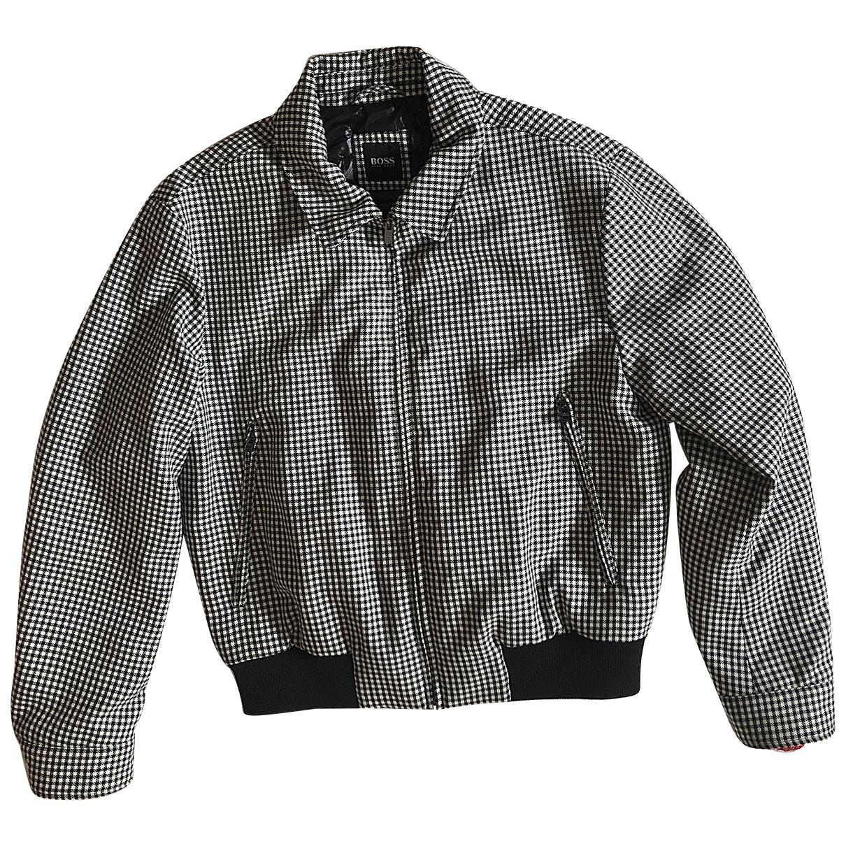 Hugo Boss N Black jacket  for Men 48 FR