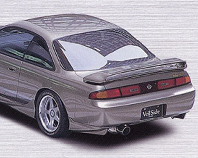 VeilSide 1995-1998 Nissan 240SX S14 Silvia C-I Model Rear Wing (FRP)