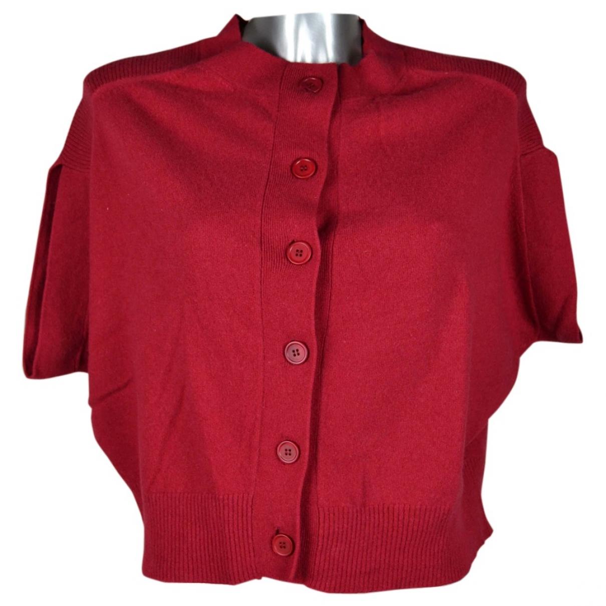 Max & Co - Pull   pour femme en laine - rose