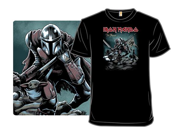 Iron Mando: The Hunter T Shirt