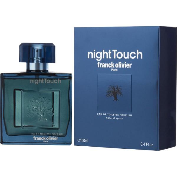 Night Touch - Franck Olivier Eau de toilette en espray 100 ml