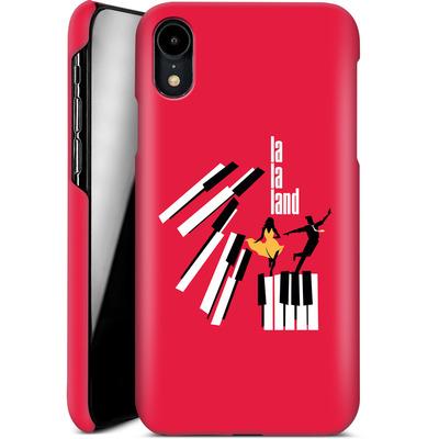 Apple iPhone XR Smartphone Huelle - Red Piano von La La Land
