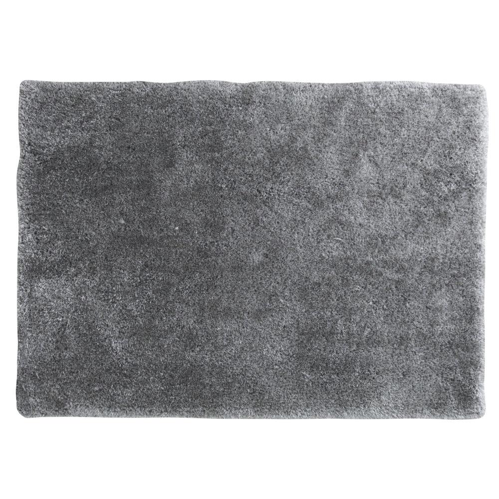 Teppich grau 140x200