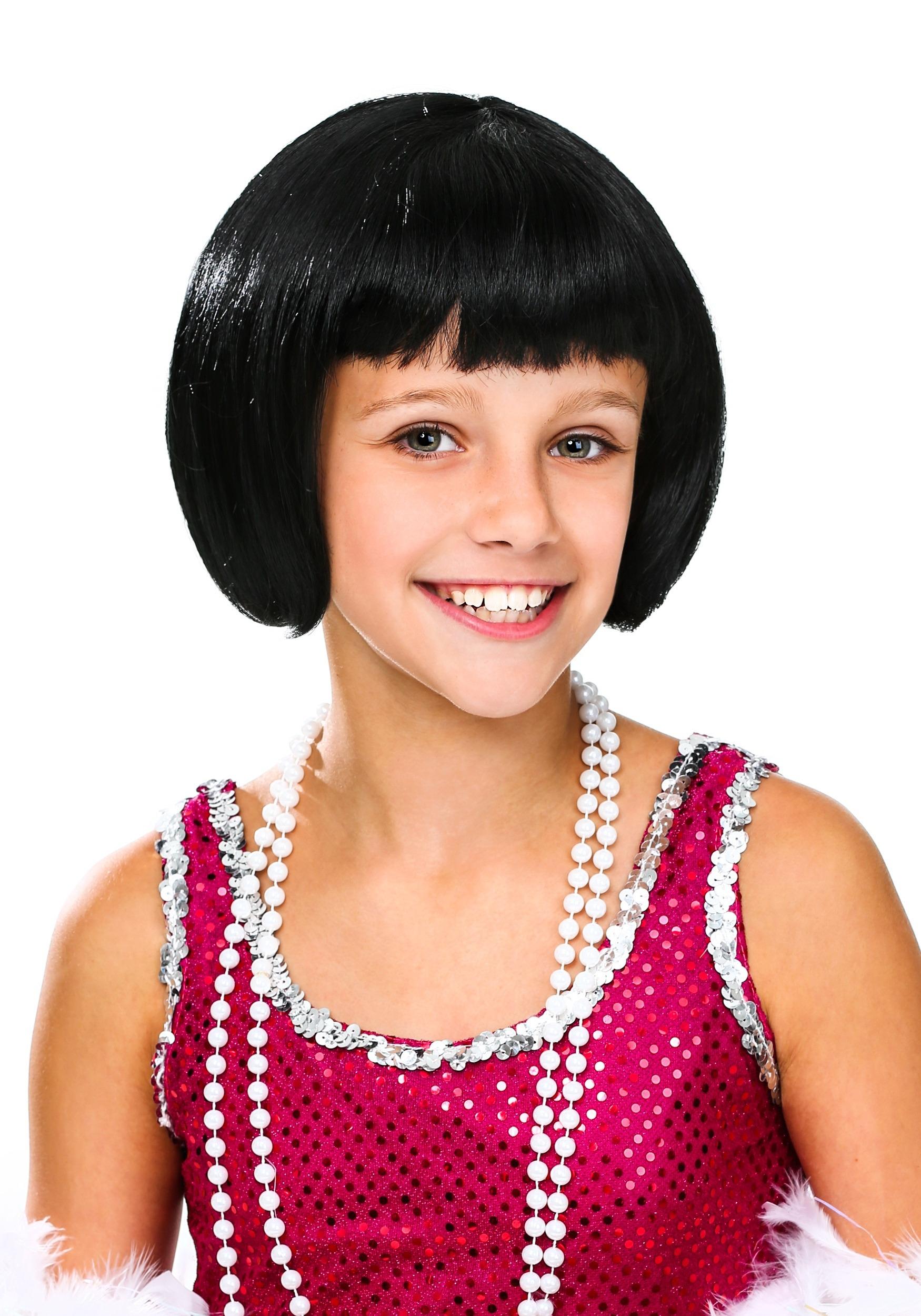 Flapper Wig for Kids