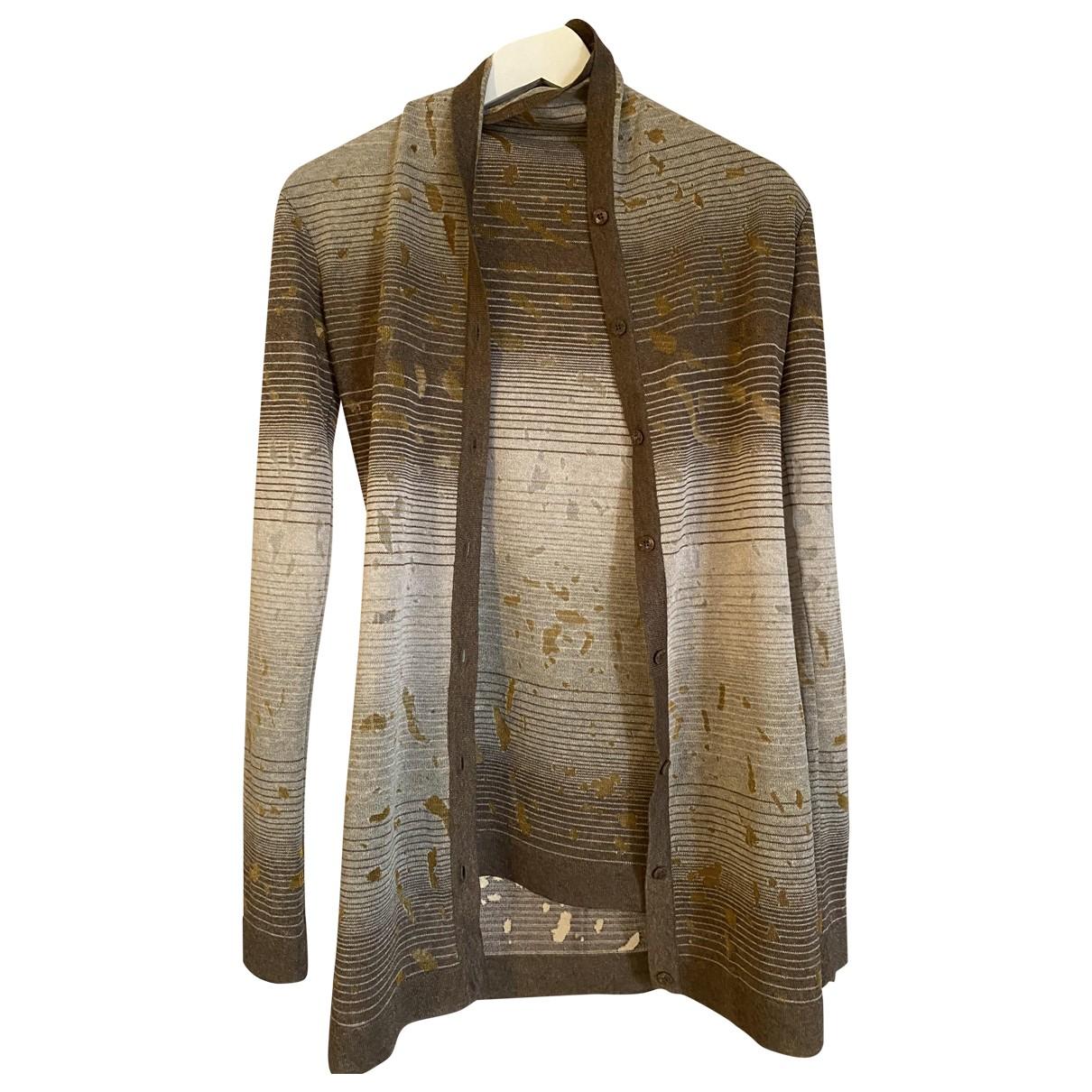 Missoni \N Brown Knitwear for Women 40 IT