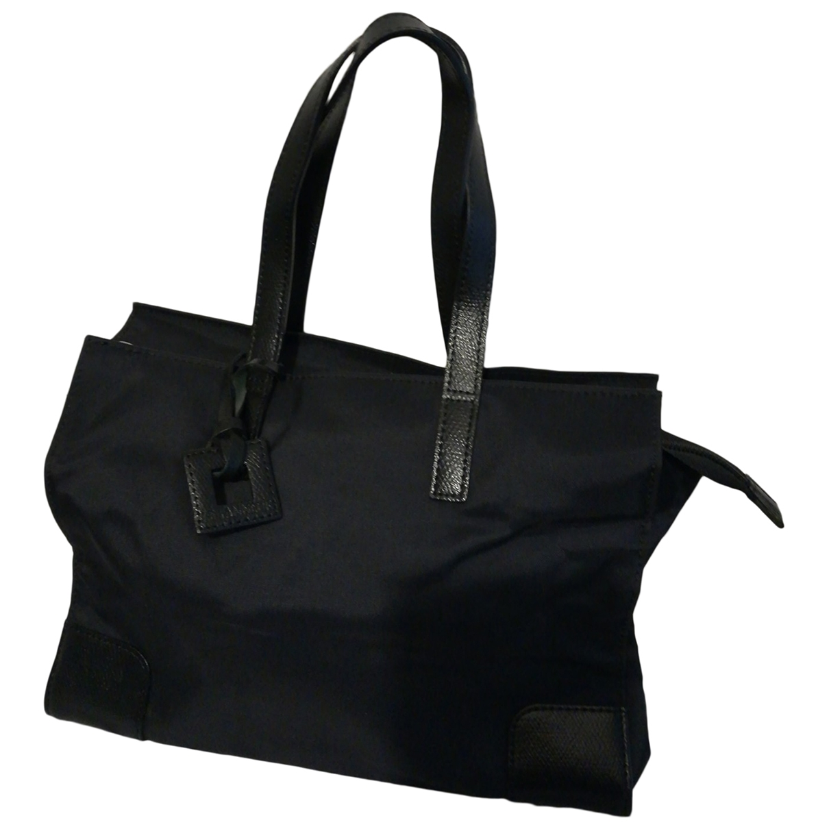 Le Tanneur \N Black handbag for Women \N