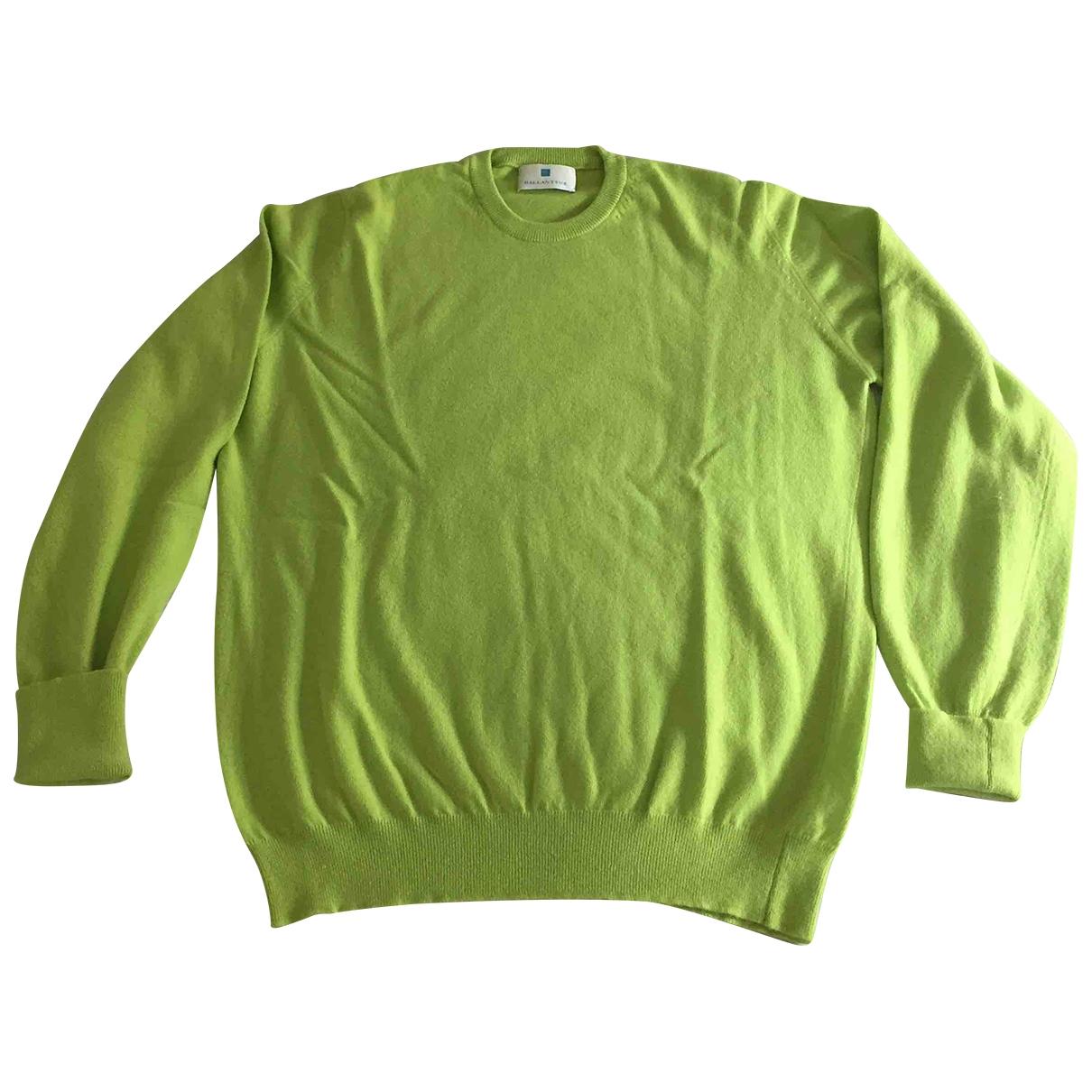 Ballantyne - Pulls.Gilets.Sweats   pour homme en cachemire - vert