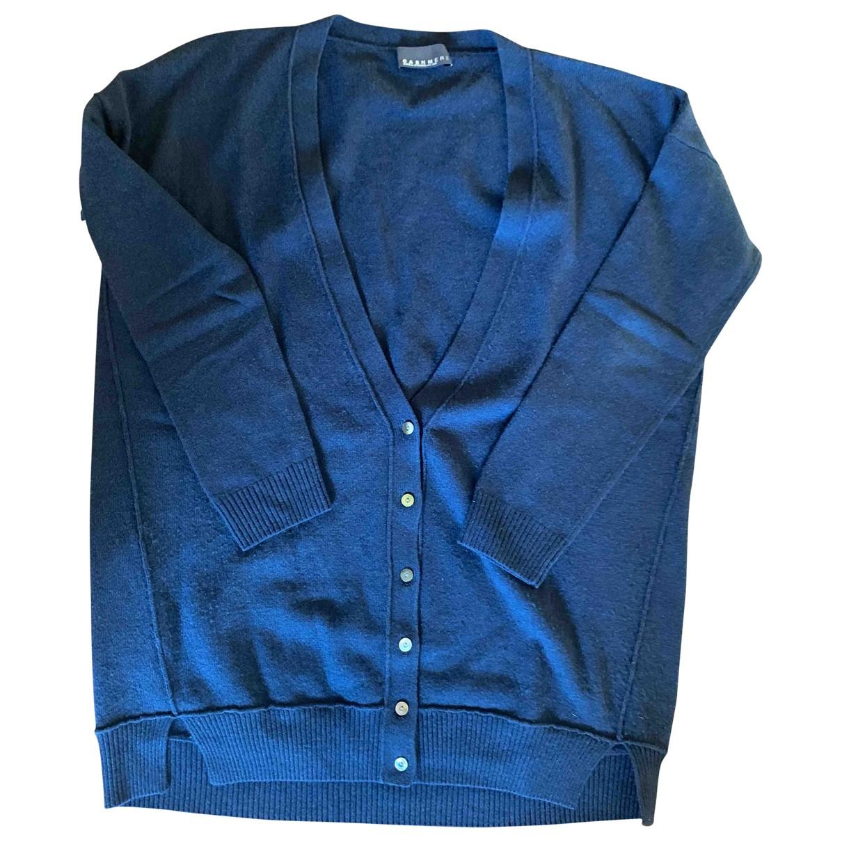 Stefanel \N Blue Cashmere Knitwear for Women XS International