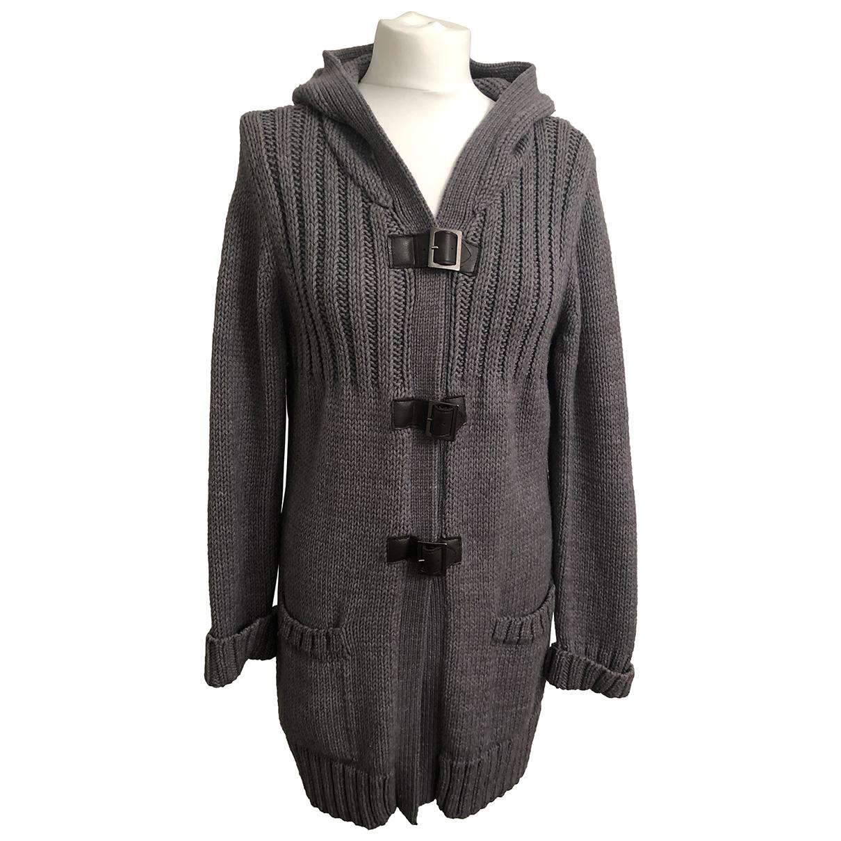 Esprit - Pull   pour femme en laine - gris