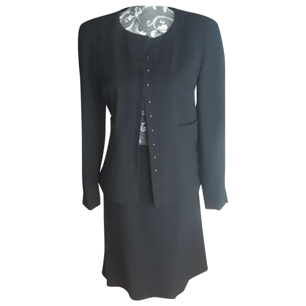 Chanel \N Black Wool jacket for Women 42 FR