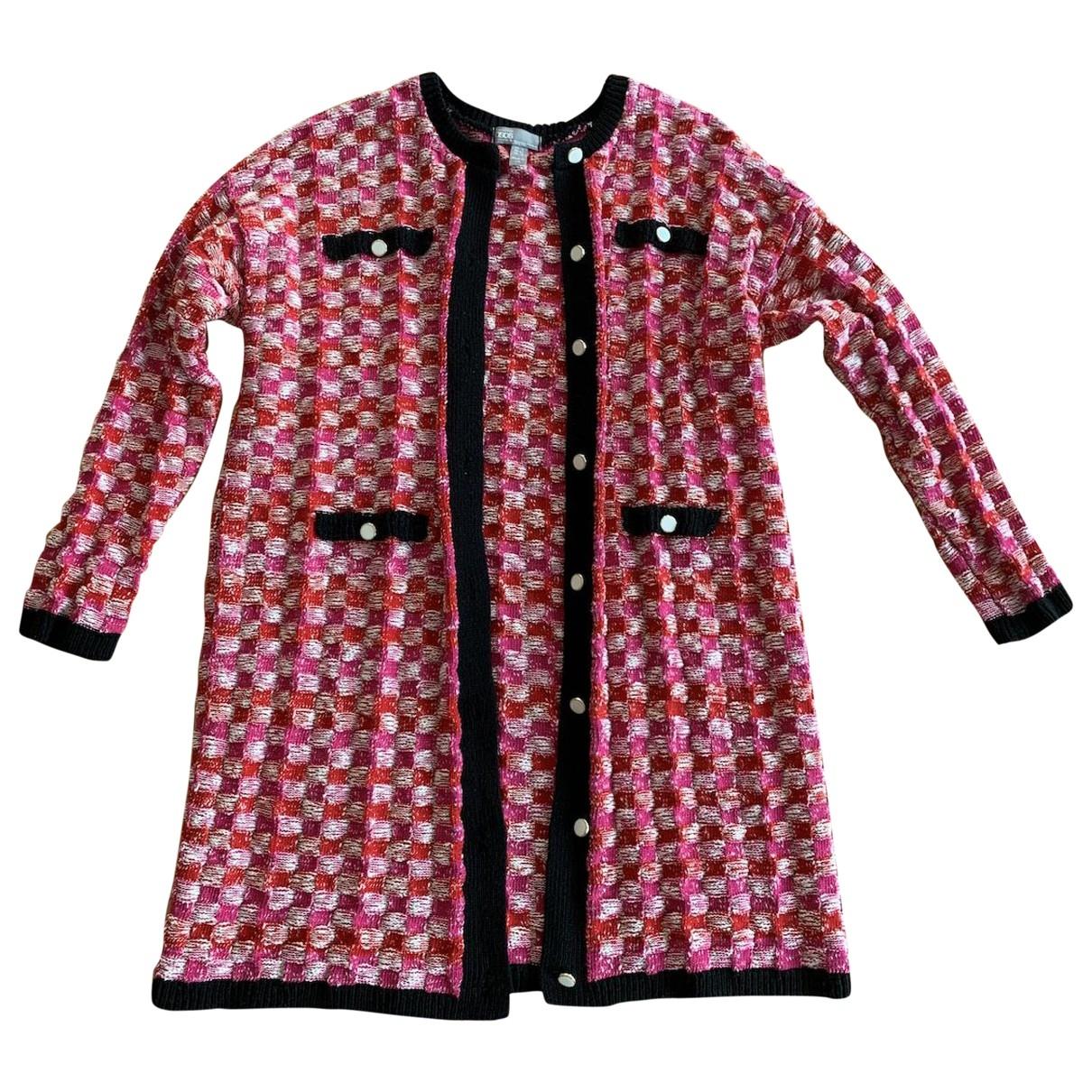 Asos - Pull   pour femme en coton - multicolore