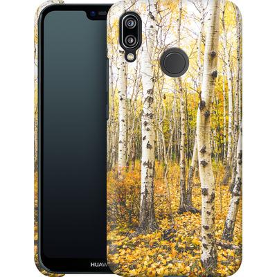 Huawei P20 Lite Smartphone Huelle - Fallen Leaves  von Joy StClaire