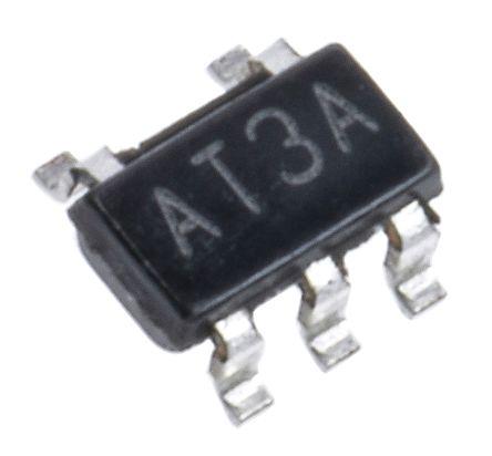 Texas Instruments LMV796MF/NOPB , Op Amp, 17MHz, 5 V, 5-Pin SOT-23 (5)