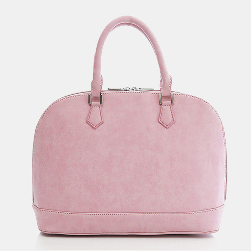 Women Casual Solid 14'' Shell Laptop Bag