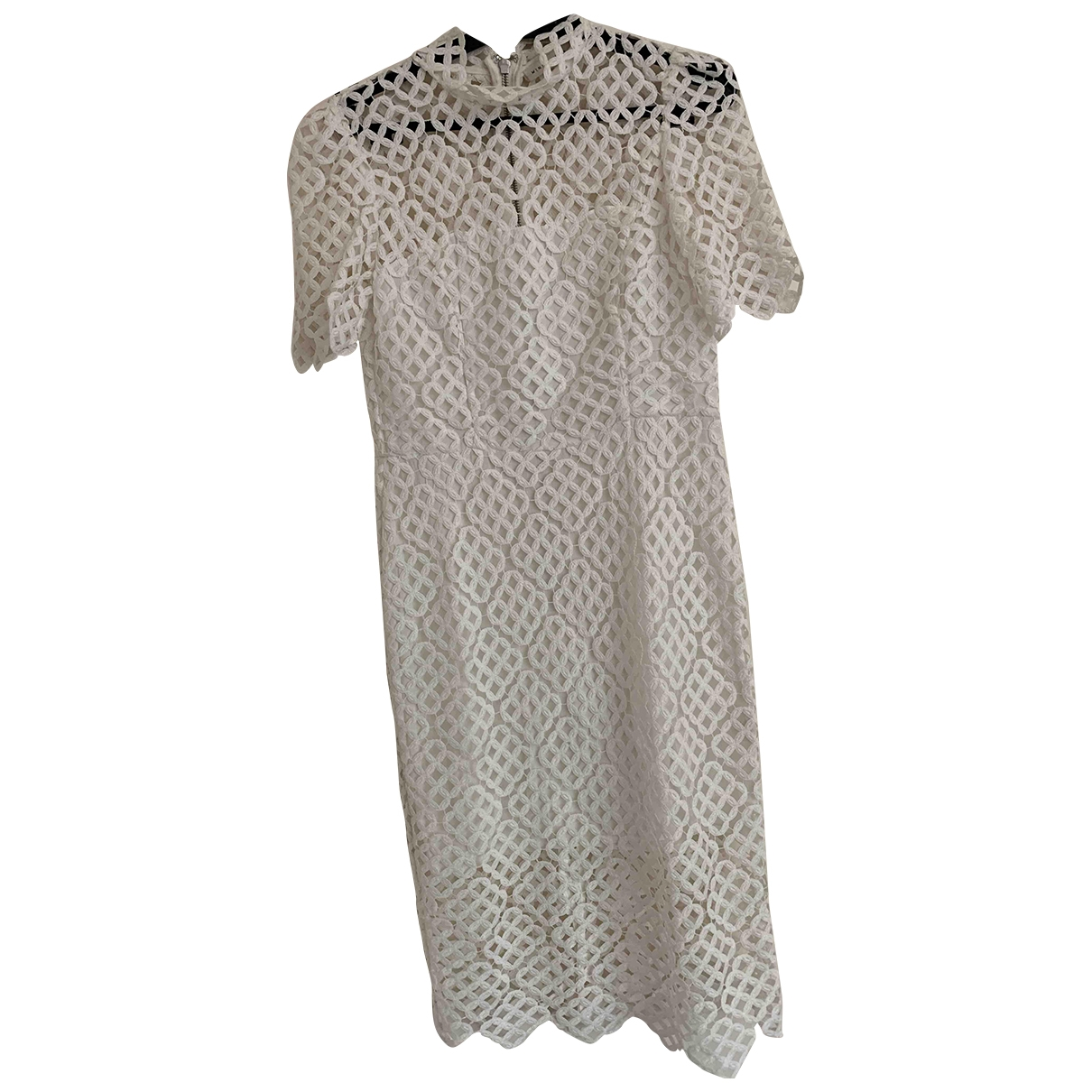 Ministry Of Style \N White dress for Women 4 US