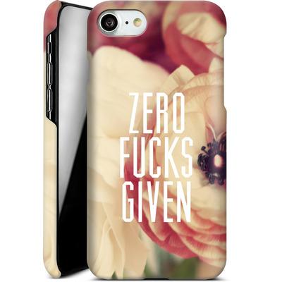 Apple iPhone 7 Smartphone Huelle - Zero Fcs Given von Statements