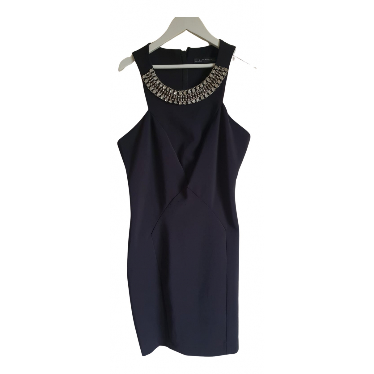 Zara N Black dress for Women 38 FR