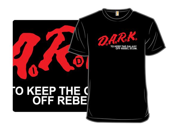 Dare To Be Dark T Shirt