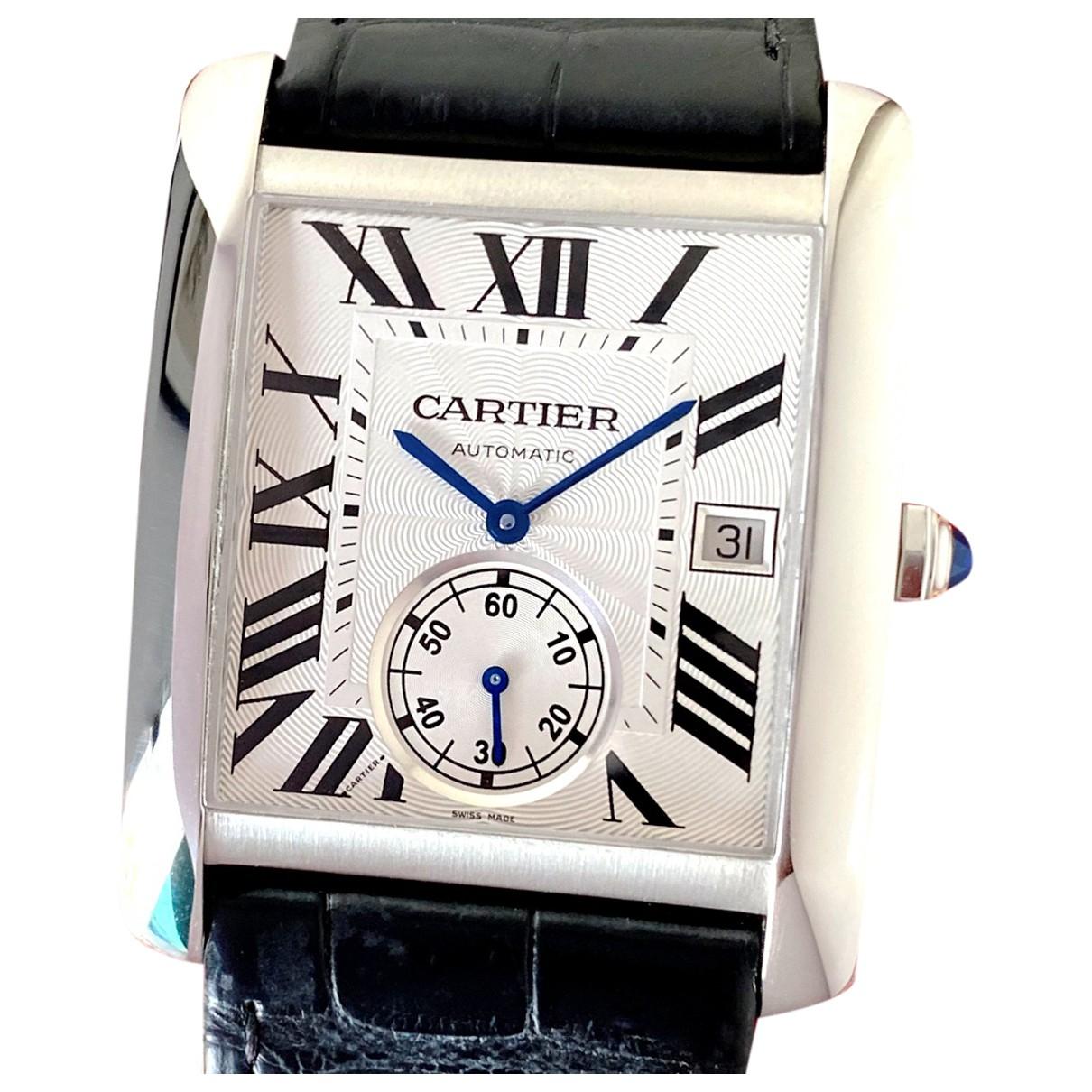 Relojes Tank MC Cartier