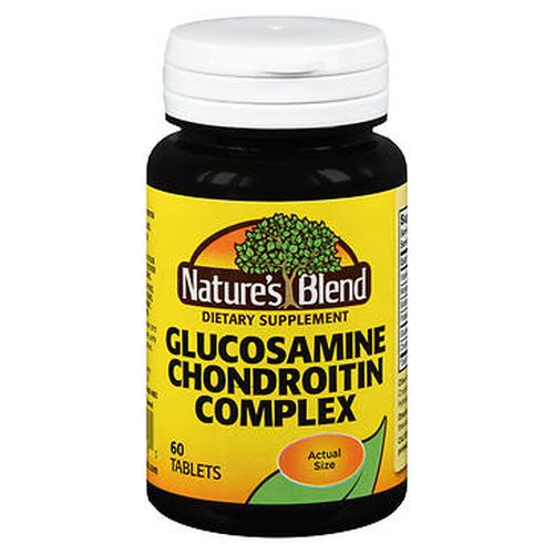 Natures Blend Glucosamine Chondroitin Complex Tablets 60 Tabs by Natures Blend