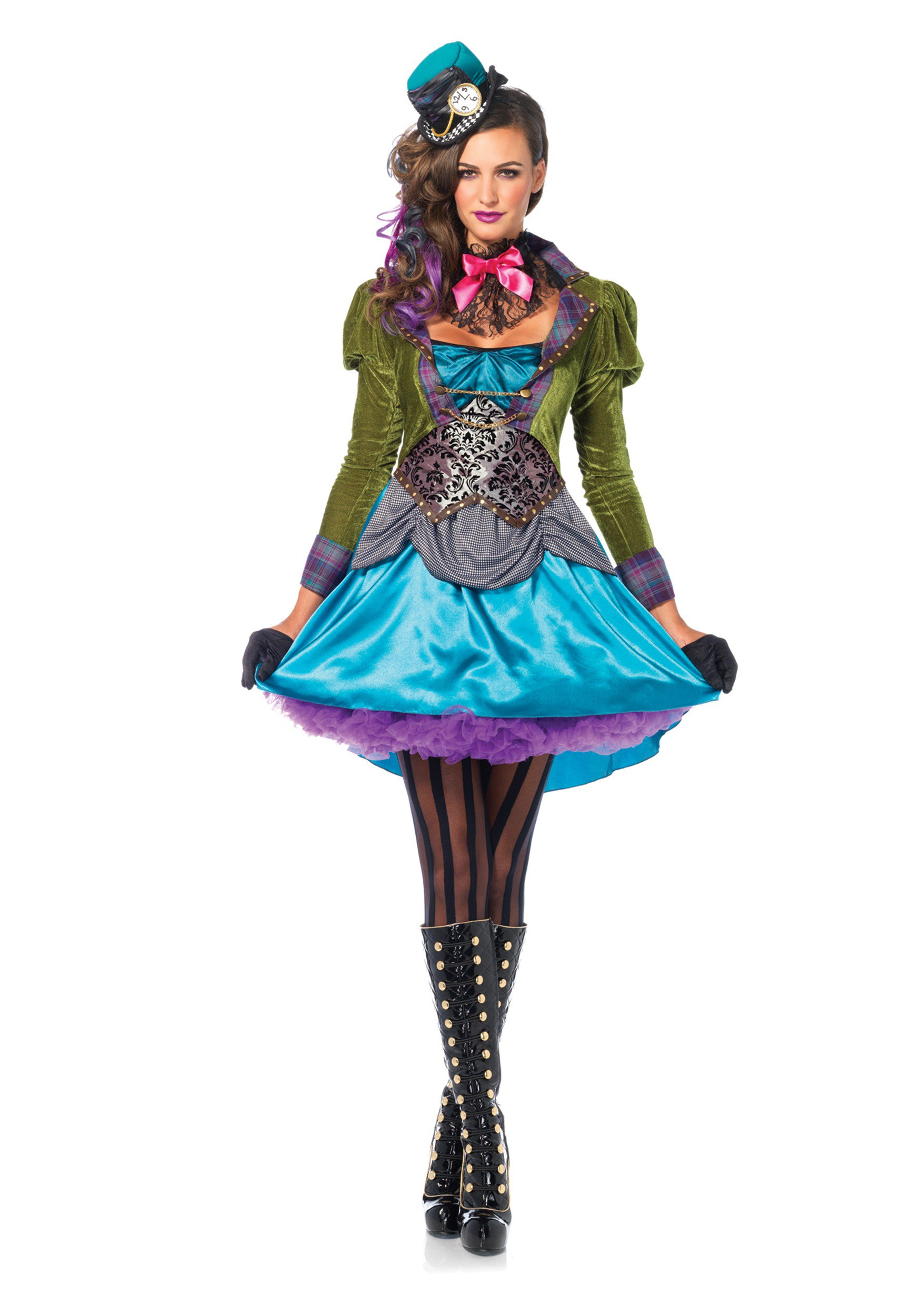 Deluxe Mad Hatter Costume for Women