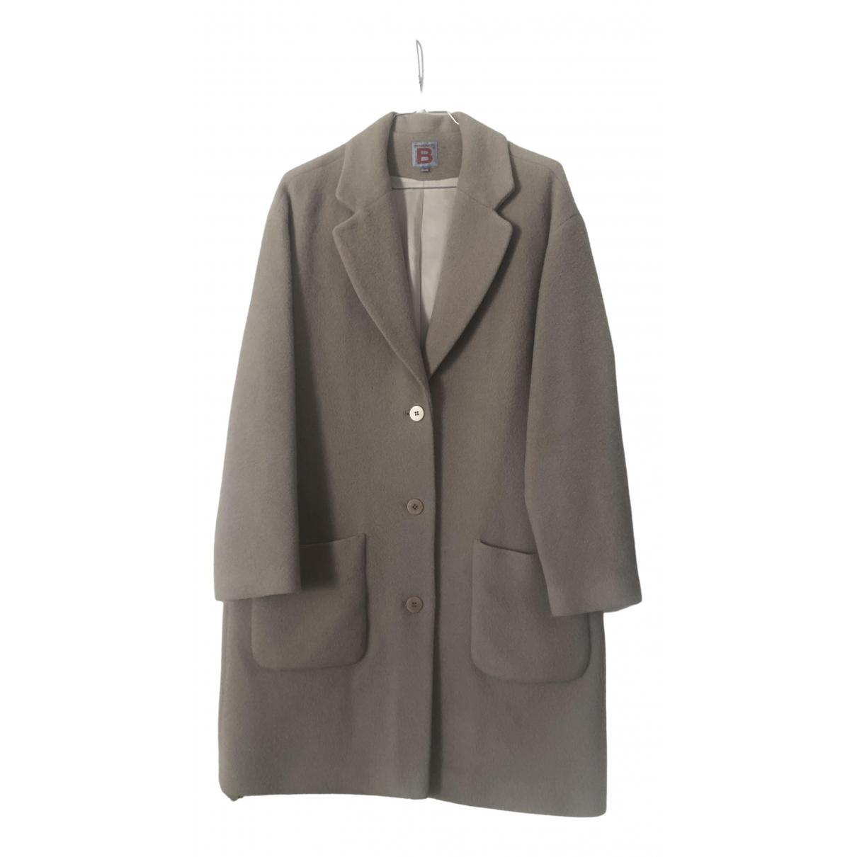 Bensimon - Manteau   pour femme en laine - beige