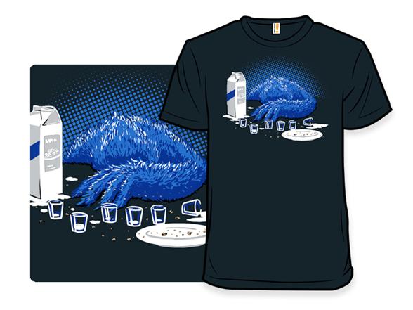 The Binge Remix - Navy T Shirt