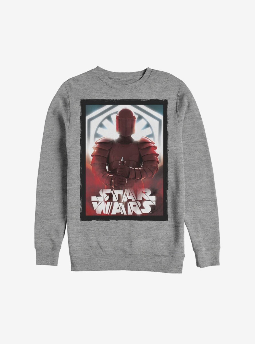 Star Wars Episode VIII The Last Jedi Elite Ranger Sweatshirt