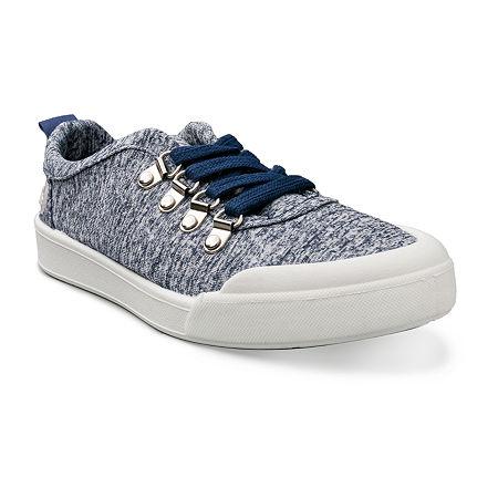 Sugar Womens Fallon Slip-On Shoe, 6 Medium, Blue