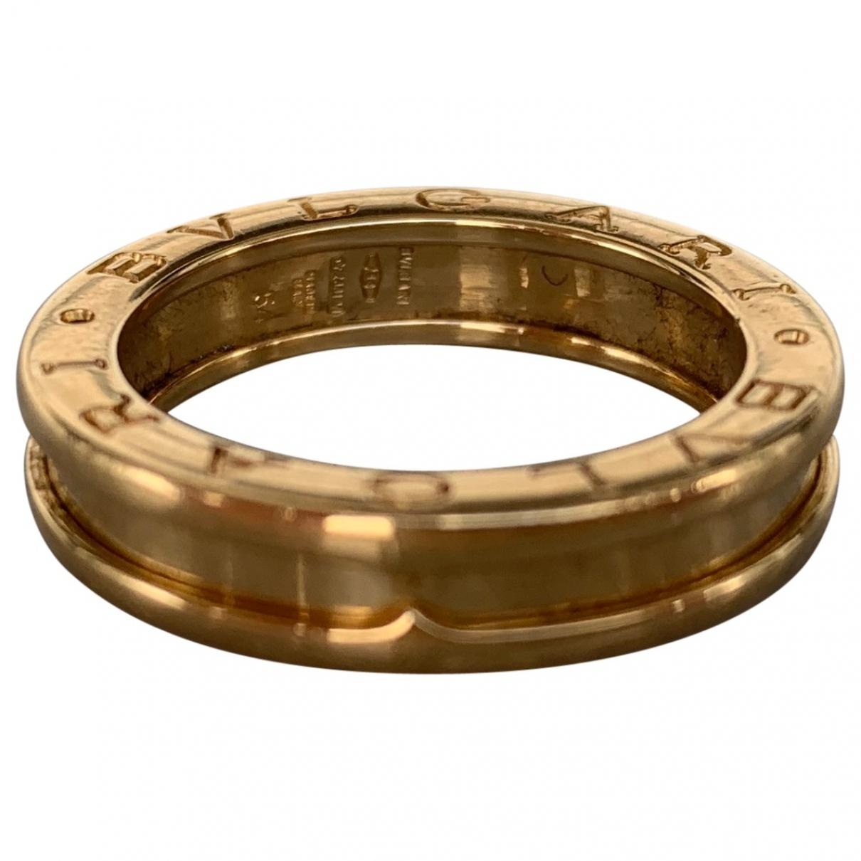 Bvlgari B.Zero1 Yellow Yellow gold ring for Women \N