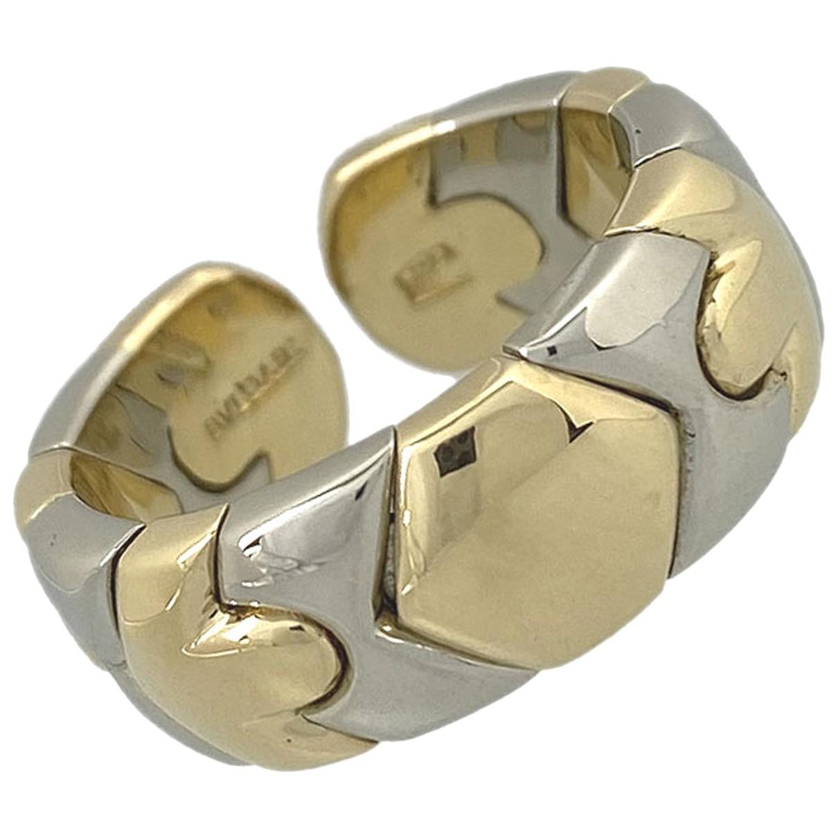 Bvlgari - Bague   pour femme en or jaune - multicolore